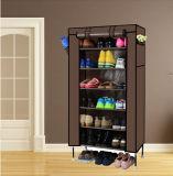 7 Cubes Shelf Shoe Storage Organizer Cabinet Rack Stand