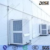 Un condizionatore d'aria canalizzato industriale raffreddato aria da 29 tonnellate per la tenda della tenda foranea