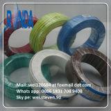 Fio elétrico isolado PVC 0.5 do edifício 0.75 1 SQMM