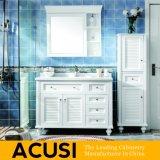 Amerikanische moderne Art-festes Holz-Badezimmer-Eitelkeit (ACS1-W04)