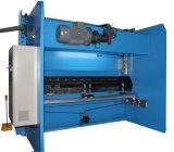 Máquina de dobra do metal com o We67K com controlador do CNC