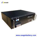 Het Pak 48V50ah van de Batterij van het Fosfaat van het Ijzer van het lithium (LiFePO4)