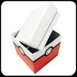 Alta caja de empaquetado de papel Calidad de la cartulina impresa a todo color