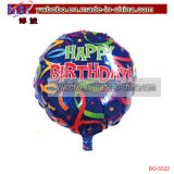 당 팽창식 제품 (BO-5219)가 공급에 의하여 팽창된 생일 헬륨에 의하여 팽창한다