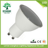 3W 4W 5W LED Spotlight com base GU10