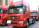 中国は販売のためのSinotruk HOWOのトラクターのトラックをトラックで運ぶ