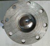 Grande valvola a sfera di alluminio di formato speciale