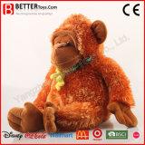 De zachte Aap vulde de Dierlijke Orangoetan van het Stuk speelgoed van de Pluche voor Jonge geitjes
