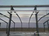 Costruzione ad intelaiatura d'acciaio del calibro chiaro standard per il gruppo di lavoro del magazzino