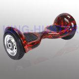 Elektrischer Hoverboard Selbstbalancierender Roller des Soem-annehmbarer Großverkauf-10inch