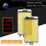 LCD van uitstekende kwaliteit Front Touch Screen met Frame Bezel Assembly voor iPhone 6 6g 6s 7 Plus