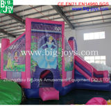 inflatable Bouncy Castleの小さい跳躍の城安い王女