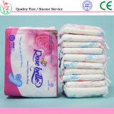 規則的な女性の生理用ナプキンを使用して日