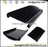 De Uitdrijving Heatsink van het Aluminium van de Leverancier van Guangzhou van het Bouwmateriaal