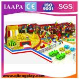 Campo de jogos das crianças do tema de Rocket do cantão interno (QL-18-13)