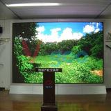 Effet parfait P7.62 de visibilité d'Afficheur LED d'intérieur polychrome de Vg