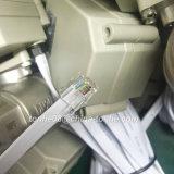"""3/4 """" Dn20 Ss304 NSF61 elektrische Kugel motorisiertes Ventil DC3.6V mit Fernsprechleitung Verbinder"""