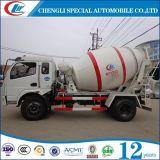 4cbm 5cbm 6の車輪の具体的なトラックのミキサー