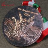 Умрите пораженная таможня медали пожалования металла золота