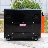 비손 (중국) 6000W 6kVA 키 시작 공장 가격 휴대용 가정 사용법을%s 186fa 침묵하는 디젤 엔진 발전기 6kw