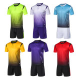2017 kit in bianco dell'uniforme di gioco del calcio di modo
