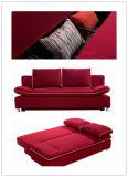 Modernes liegensofa-Bett mit Kasten
