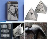 China-Qualitäts20w CNC-Faser-Laser-Markierung auf Oberfläche 3D/Metall/Papier für Verkauf