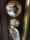 Роскошная алюминиевая дверь Securty для большой дома