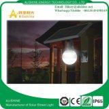 jardín 18W que enciende todos en una luz de calle solar del LED