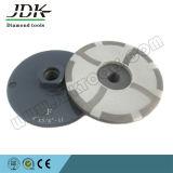 100 мм 4 сегментов пластмассовый сосуд колеса