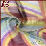 Mousseline de soie pure estampée par coutume en gros du tissu 50d en soie