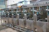 400mm 폴리에스테 가죽 끈 지속적인 염색 및 끝마무리 기계