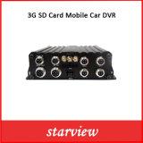Überwachung 3G Ableiter-Karten-Sicherheits-Fahrzeug CCTV-mobiles Auto DVR