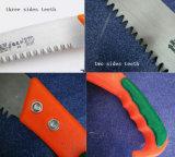 Outils de jardinage Scie à scie à main avec poignée