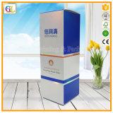 2017豪華な化粧品の包装の紙箱