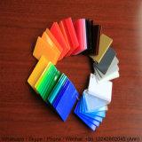 Het kleurrijke Uitgedreven AcrylBlad van het Plexiglas