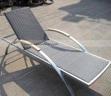 Напольная мебель Lounger отдыха ротанга сада (MTC-406)