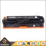 Pó de toner colorido compatível com qualidade premium para HP CB540 / 541/542 / 543A Entrega rápida