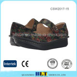 Leer die Comfortabele Alegria Height Increasing Women Shoes voeren