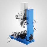foreuse de fraisage de fraisage de tourelle verticale de précision de machine de moulin de la vitesse 550W variable