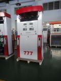 Ugello creativo dell'erogatore quattro del combustibile di colore rosso della stazione di servizio di Zcheng