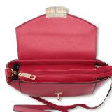 贅沢の女性レディースコレクションのための標準的なPUの戦闘状況表示板のショルダー・バッグ