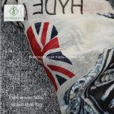2018 вискоза шаль британского флага напечатано моды леди шарфом на заводе