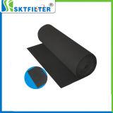Media de filtro não tecidos ativados do carbono