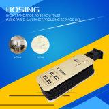 Mobiele Toebehoren 4 van de Telefoon USB de Contactdoos van de Uitbreiding van de Haven 4.2A USB de MultiLader van het Huis van de Haven USB