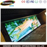 Indicador de diodo emissor de luz video do programa P4 da definição elevada interna para anunciar
