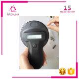 Programa de lectura Handheld animal de Fdx-B 125kHz 134.2MHz RFID para la etiqueta de oído elegante