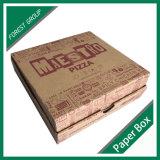 Gewölbter Pizza-Kasten des Flexo Drucken-3-Ply