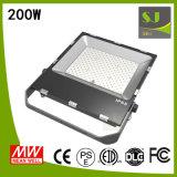 Dünnes dünnes 200W LED Flut-Licht des Flutlicht-LED SMD 110lm/W ultra