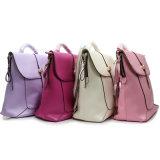 Zaino di cuoio funzionale per le collezioni dei sacchetti delle donne